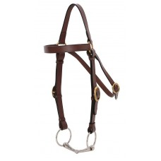 Barcoo Bridle - Leather
