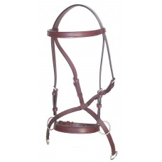 Bitless Bridle - Leather