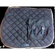 Saddle Pad with Pocket