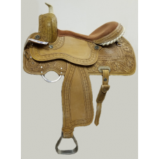 Western Pleasure Saddle